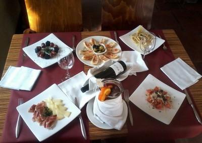platos variados