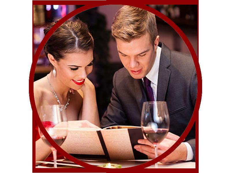 Carta Restaurante corcega en Salou