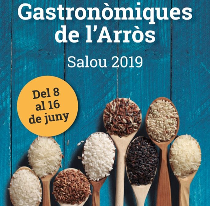 Rice gastronomic day