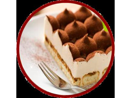 Dessert restaurant corcega Salou